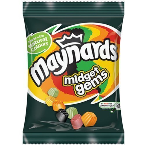 Maynards Midget Gems 160g image