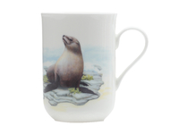 Maxwell & Williams Cashmere Animals of the World Mug 300ML Seal Gift Boxed