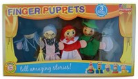 Fun Factory: Finger Puppets Red Riding Hood