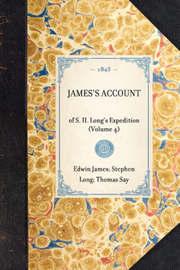 James's Account by Thomas Say