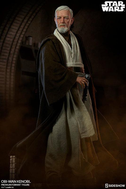 "Star Wars: Obi-Wan Kenobi - 20"" Premium Format Statue"