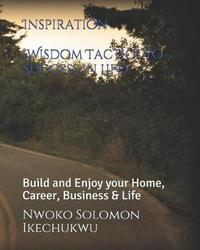 Inspiration (Wisdom Tactics to Success in Life) by Nwoko Solomon Ikechukwu image