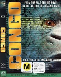 Congo on DVD image