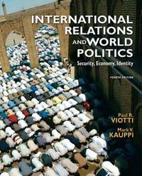 International Relations and World Politics: Value Edition by Paul R. Viotti image