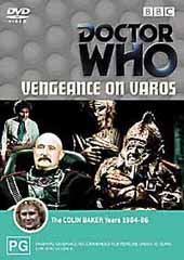 Doctor Who - Vengeance On Varos on DVD
