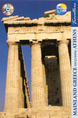 Mainland Greece Including Athens by Robin Gauldie