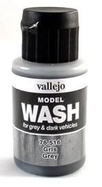 Vallejo 516 Grey Wash 35ml