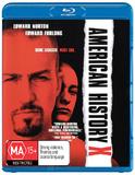 American History X on Blu-ray
