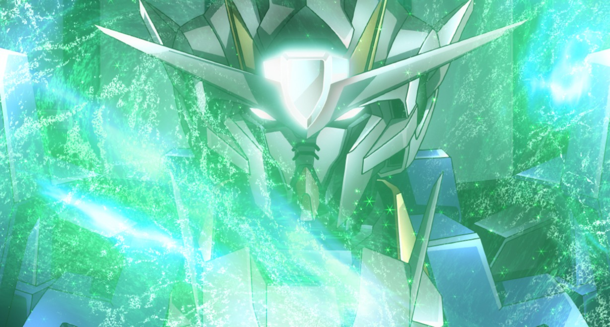 Mobile Suit Gundam 00 Second Season Collection on DVD image