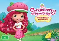 Strawberry Shortcake: Berry Sweet Collection on DVD