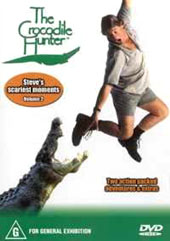 Crocodile Hunter - Vol 2 on DVD