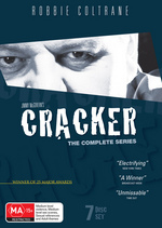 Cracker - The Complete Series (7 Disc Box Set) on DVD
