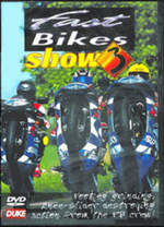 Fast Bikes Show 3 on DVD