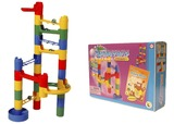 Primo Marble Run Build and Learn 26 Piece Set