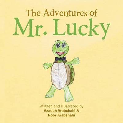 The Adventures of Mr. Lucky by Azadeh Arabshahi image