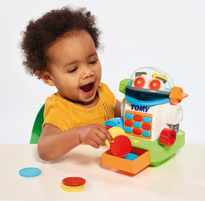 Tomy Toomies: Mr ShopBot - Playset image