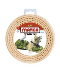 Mayka: Toy Block Tape - Sand (2M)