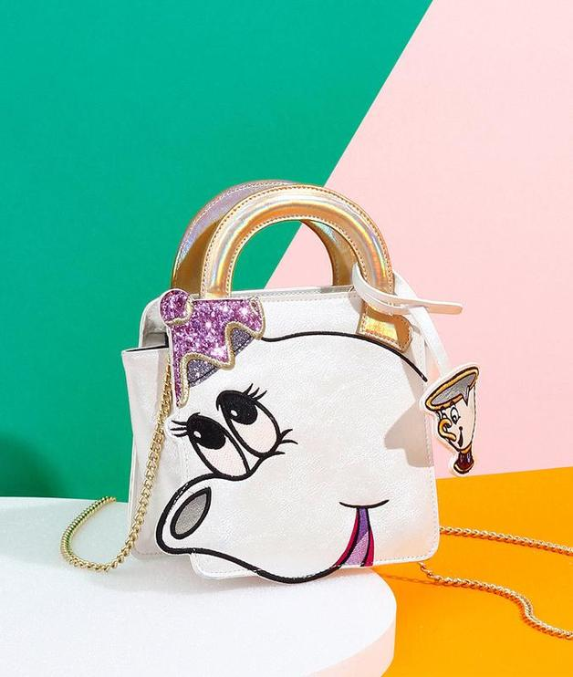 1a7fd3595 Disney by Danielle Nicole Mrs.Potts & Chip Crossbody | Women's | at Mighty  Ape Australia