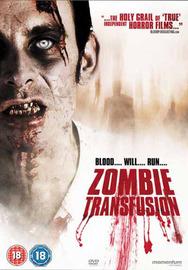 Zombie Transfusion on DVD