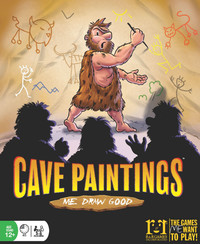 Cave Paintings - The Drawing Game