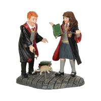 Harry Potter: Ron & Hermione - Mini-Figure Set