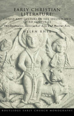 Early Christian Literature by Helen Rhee image