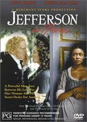 Jefferson In Paris on DVD