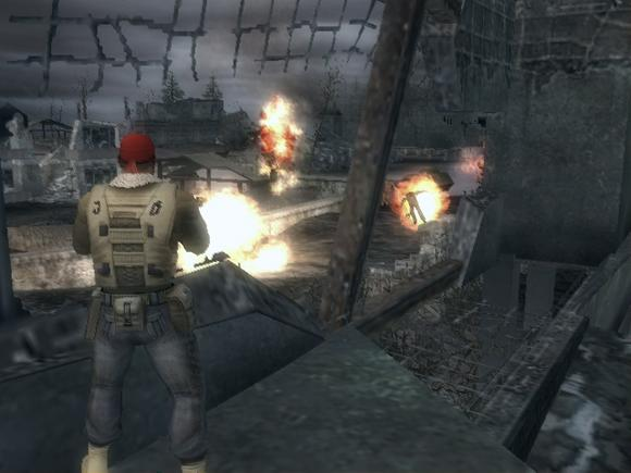 Mercenaries for Xbox image