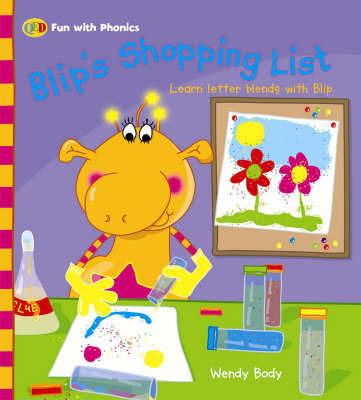 Blinki's Shopping List by Wendy Body