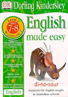 English Made Easy Level 2 (Age 7-8): Workbook 2 by Dorling Kindersley image