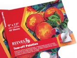 Reeves Tear Off Palettes - 12''x16''