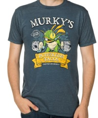 Heroes of the Storm Murky's Pufferfish Tacos Premium Tee (Small)