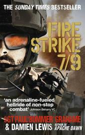 Fire Strike 7/9 by Paul Grahame