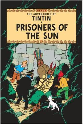 Prisoners of the Sun (The Adventures of Tintin #14) by Herge image