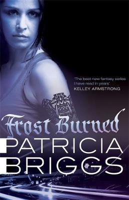 Frost Burned (Mercy Thompson #7) by Patricia Briggs image