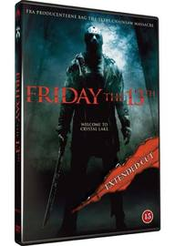 Friday the 13th (2009) on DVD image