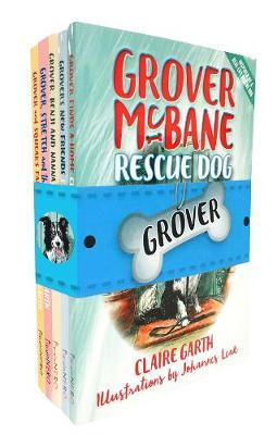 Grover McBane: 5 Book Pack by Claire Garth image