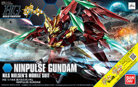 HGBF 1/144 Ninpulse Gundam - Model Kit