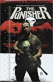 Marvel Knights: The Punisher Omnibus by Garth Ennis image