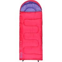 Wanderer Kids MiniFlame Hooded Sleeping Bag - 0C, Paradise