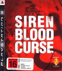 Siren: Blood Curse for PS3 image