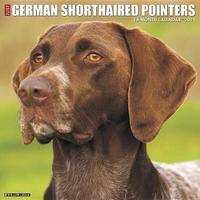 Just German Shorthaired Pointers 2019 Wall Calendar (Dog Breed Calendar) by Willow Creek Press
