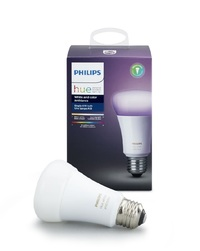 Philips Hue Color/White Bulb - Edison Screw
