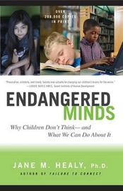 Endangered Minds by Jane M. Healy image