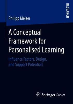 A Conceptual Framework for Personalised Learning by Philipp Melzer image