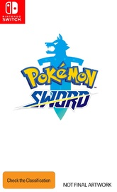 Pokemon Sword for Switch