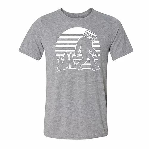 Speakerface: Beat Foot Shirt Mens - 2XL