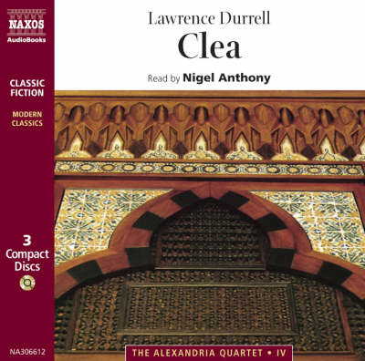 Clea by Lawrence Durrell image