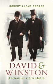 David and Winston: How a Friendship Changed History by Robert Lloyd George image