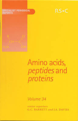 Amino Acids, Peptides and Proteins image
